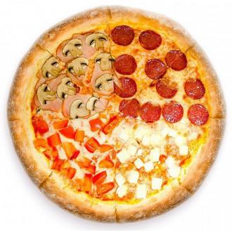 "Піца ""Кватро Стаджионі"" мала"