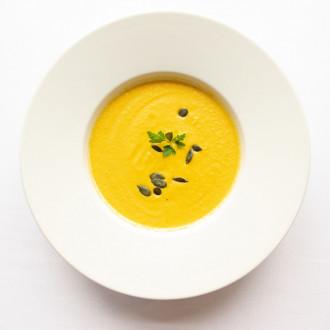 Крем-суп гарбузовий
