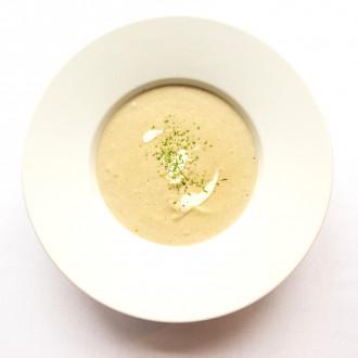 Крем – суп грибний