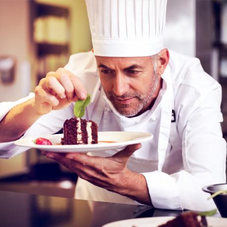 Шеф-кухар. Талант та важка праця